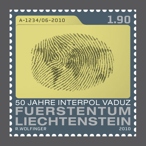 50 Years of Interpol Vaduz